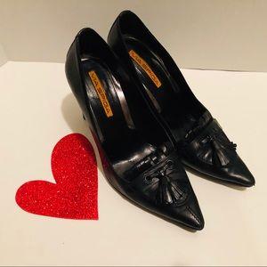 VIA SPIGA- Made in Italy 🇮🇹 Pointed toe heels.
